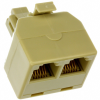 Modular Connectors - Adapters -- 048-0051-ND - Image