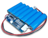 Lithium-ion Battery Pack with 25.9V/2,600mAh for Cordless Power Tools, Medical Equipment -- LIC18650-2600 7S1P