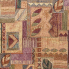 Contemporary Geometric Tapestry Fabric -- RH-Sioux -- View Larger Image
