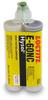 Henkel Loctite EA E-60NC Epoxy Potting Compound Black 200 mL Cartridge -- 237114 - Image