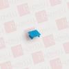 LUTZE 716433 ( LOCC-BOX BZB 7-6433 MARKER HOLDER 5X5MM, BLUE ) -Image