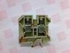 WEIDMULLER SAK-16 ( TERMINAL BLOCK FEED-THRU, 16 MM, 800 V ) -Image