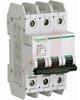 Circuit Breaker;Mag;Hndl;Cur-Rtg 10A;DIN Rail;3 Pole;Vol-Rtg 240VAC;Multi 9;C -- 70007141