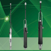 Pnuematic Handheld Screwdriver, Straight Design -- MICROMAT/MINIMAT ESD