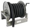 Manual Rewind Industrial Vacuum Reel -- VAC4000 - Image