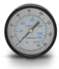 0-160 psi / 0-1100 kPa Pressure Gauge with 2.5 inch mechanical dial -- G25-BD160-4CB - Image