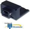 Panduit® Mini-Com MPO Fiber Optic Adapter Module -- CMMPOBLBL