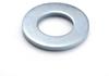 M12 DIN 125A Flat Washer, Zinc -- WSH125ACM12Z