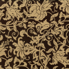 Floral Scroll Fabric -- R-Minuet -- View Larger Image
