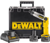 "1/4"" (6mm) 7.2V Cordless Two-Position Screwdriver Kit -- DW920K-2 - Image"