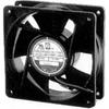 Fan;DC;12V;105 CFM;2800 RPM;43 dB;6W;0.50A;Ball Bearing;Lead Wire;120x120x38mm -- 70103527