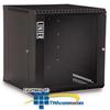 Kendall Howard 12U LINIER Fixed Wallmount Cabinet -- 3140-3-001-12