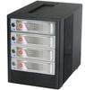 WiebeTech RTX RTX400H-SV DAS Hard Drive Array - 4 x HDD.. -- 35410-0532-1000