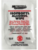 """Wipe;Pre-Saturated;Isopropyl Alcohol;Individually Wrapped;5x6"""";50 Wipes -- 70125525 -- View Larger Image"""