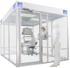 Plastic Hardwall Cleanroom -- 6600-03