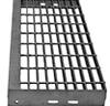 Grating Stair Treads -- Steel