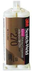 Epoxy Adhesive,Duo-Pak,1.7 oz,Black,PK12 -- 2JBT6
