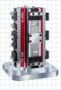 High-Precision Manual Vises -- TS Series Manual Tower Clamping - Image