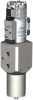 High Pressure Valve - Lateral -- PCD-H 15 DR