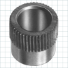 Serrated Metric Press-Fit Bushing -- SPM Series