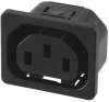 Power Entry Connectors - Inlets, Outlets, Modules -- 486-1637-ND -Image