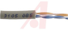 DATATWIST 24AWG, SOLID BARE COPPER, 2 PAIR UNREEL BOX. SLATE -- 70038272