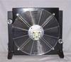 Oil Cooler,w/Hydraulic Motor,8-80 GPM -- 4UJC5