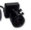 Board Cameras w/Auto Iris Varifocal Lens