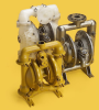 Air Operated Double Diaphragm Pump -- Elima-Matic Pumps - E4 - Image