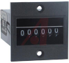 Counter, Panel Mount, Non-Reset, 6 digit, 24VAC -- 70115378 - Image