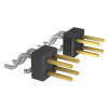 Rectangular Connectors - Headers, Male Pins -- TSM-125-01-F-DH-ND -Image
