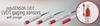 induSENSOR LVDT Gaging Sensor -- DTA-1G-x-SA