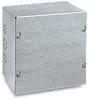 15 x 15 x 4 inch (HxWxD) NEMA 1 Enclosure, screw cover junction ... -- SC151504G -- View Larger Image
