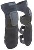 Knee/Shin Pads,Non-Skid,PU Foam,1 Sz,1PR -- 6UZE1