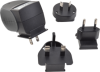 Wall Plug-In Multi Blade AC-DC Power Supply -- EMMA050200-P5P-IC - Image