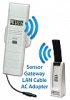 Temperature & Humidity Wireless Alert System -- LCTTX60SET
