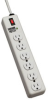 6-outlet, 6-ft Cord, 2100-Joule, Heavy-duty All Metal Housing, Commercial-Grade Surge Suppressor -- DG115-SI