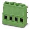 Basic Terminal Block -- MKDSO 2,5/ 4-R GN - 1707247 - Image