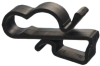 Nylon Cable Clips for Micro-Inverter Cables -- HEYClip™ SunRunner® -Image