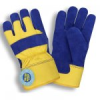 Insulated Leather Palms Gloves (1 Dozen) -- 7465LKW