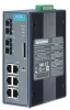 6Tx+2 Fiber Optic Managed Ethernet Switches with Wide Temperature -- EKI-2548SI