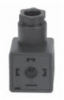 Form A (18mm) Solenoid Valve Connector -- VAC-021-00 - Image