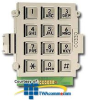 Ceeco Alphanumeric Keypad -- 701-100