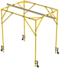DBI-SALA FlexiGuard Yellow Box Frame Fall Arrest System - 840779-10786 -- 840779-10786
