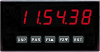 PAX® Timer/Real-Time Clock, Red Display, AC Powered -- PAXCK000 -Image