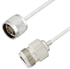 N Male to N Female Cable Assembly using LC085TB Coax, 5 FT -- LCCA30120-FT5 -Image