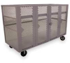 Equipment Cart,Steel -- 4LUV5