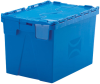 60 cm x 40 cm x 40.0 cm Attached Lid Container (ALC
