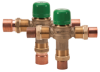 Mixing Valves -- High Flow 5120 Lead Free Series Mixing Valve