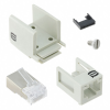 Heavy Duty Connectors - Inserts, Modules -- 1195-5728-ND